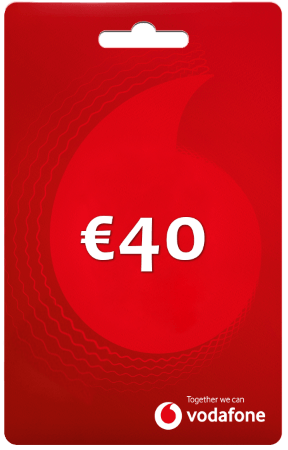 Vodafone €40