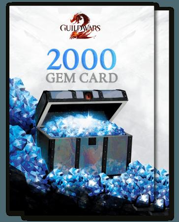 Guild Wars 4000 Gems